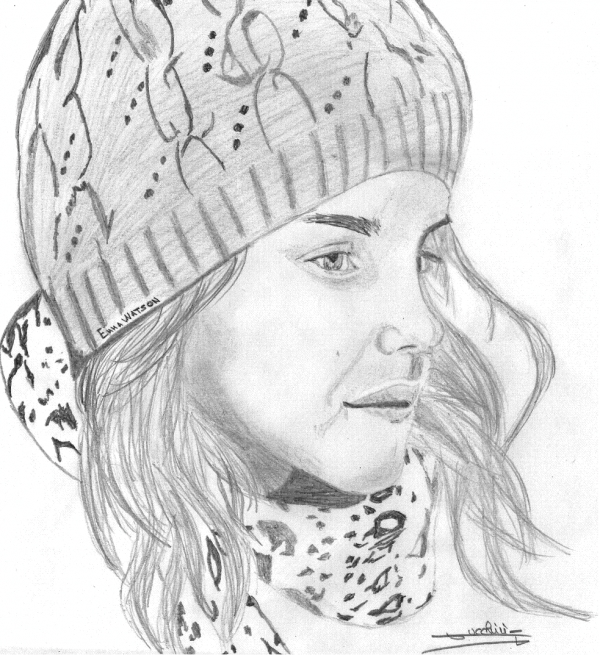 Emma Watson por LucchiniCQ